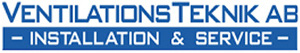 VentilationsTeknik AB Logo
